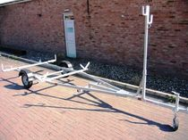 boat trailer MCAT SERIES Mersea Commercial and Leisure Trailers