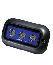 boat underwater light (LED, surface mount) FF9 Aqualuma