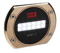 boat underwater light (LED, surface mount) NEMO-12 NEO LED Lighting Solutions