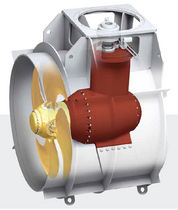 bow thruster for ships (tunnel type, hydraulic) HSC / HSF HYUNDAI Marine Engines