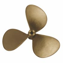bronze boat propeller (3 blades)  Sole