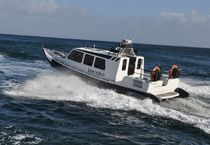 cabin rigid inflatable boat (in-board, with enclosed cockpit) 11 EXPLORER-X Red Bay