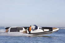 cabin rigid inflatable boat (in-board, diesel) Venture 10m Shearwater ribs