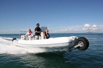 cabin rigid inflatable boat (in-board, flybridge) 7.1 Sealegs International Limited