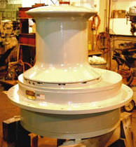 capstan for ships (hydraulic drive) CYP-60 Markey Machinerympany