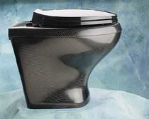 carbon marine toilet SUPERBOWL HeatHunter