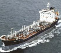 cargo ship : chemical tanker (shipyard) 8 850 DWT Keppel Shipyard