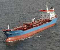 cargo ship : chemical tanker (shipyard) 21350 DWT / DATTILO M Factorias Juliana, S.A.U.