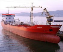 cargo ship : chemical tanker (shipyard) 18500 DWT / MAR ELENA Factorias Juliana, S.A.U.