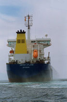 cargo ship : chemical tanker (shipyard) 16470 DWT / BRO ATLAND Factorias Juliana, S.A.U.