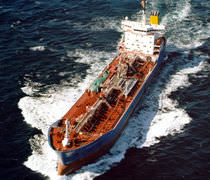 cargo ship : chemical tanker (shipyard) 16520 DWT / BRO ANTON Factorias Juliana, S.A.U.
