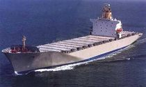 cargo ship : container ship (shipyard) HAWAII II General Dynamics NASSCO
