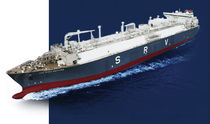 cargo ship : LNG carrier (shipyard) SRV SAMSUNG HEAVY INDUSTRIES