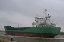 cargo ship : mini-bulker (shipyard) MV ARKLOW ROGUE - 4530 DWT Barkmeijer Stroobos B.V.