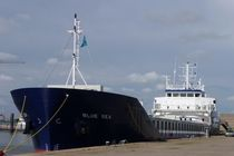 cargo ship : mini-bulker (shipyard) MV BLUE SEA - 4530 DWT Barkmeijer Stroobos B.V.