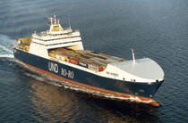 cargo ship : Ro-Ro ship (shipyard) 2700 Flensburger Schiffbau