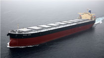 cargo ship : Capesize bulk carrier (shipyard) 77000 - 174000 DWT Namura Shipbuilding Co., Ltd