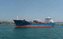 cargo ship : coastal oil tanker (shipyard) 16958 DWT - GAN SEA Gemak Shipbuilding Industry and Trading