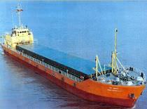 cargo ship : mini-bulker (shipyard) 2250 DWT ABG Shipyard