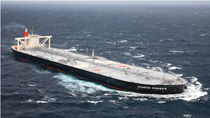 cargo ship : VLCC oil tanker (shipyard) 105000 - 300000 DWT Namura Shipbuilding Co., Ltd
