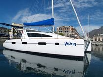 charter catamaran (sailboat) VISION 450 Matrix Yachts