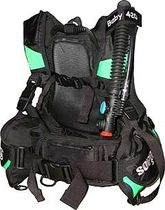 children's buoyancy compensator JACKET BABY 420 SOPRAS s r.o.
