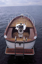 classic boat : center console (gozzo) SUPERCORALLO 21 CO.ME.NA