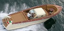 classic boat : center console (with cabin) VENEZIA 34 SPIDER Comitti Yachts