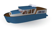 classic boat : in-board cabin-cruiser  RMD Boats