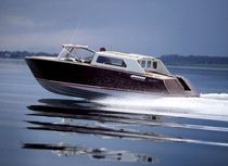 classic boat : in-board runabout (with cabin) DIVA ROYAL 700 Diva Royal