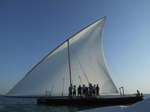 classic sail (custom-made)  OUTSIDER SAILS