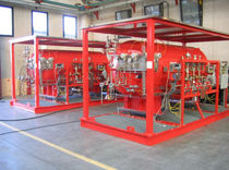 CO2 pressure tank for fire fighting system for ships  Eusebi Impianti