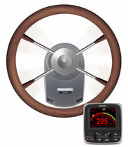 cockpit autopilot for motor-boats (steering wheel mounted) SPX-5R Raymarine