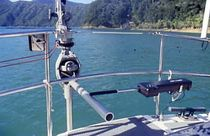 cockpit sailboat autopilot (tiller)  Hydrovane International Marine