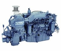 commercial marine engine : in-board diesel engine 100 - 300 hp (indirect injection, turbocharged) UM6BG1TCX (191 KW @ 2600 RPM -> 210 KW @ 2700 RPM) Isuzu motors
