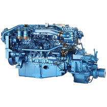 commercial marine engine : in-board diesel engine 500 - 750 hp (common-rail, turbocharged) UM6WG1WM-AB (377 KW @ 1800 RPM) Isuzu motors
