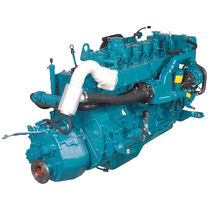 commercial marine engine : in-board diesel engine 100 - 300 hp (direct injection, natural aspiration) BETA 150 (147 HP @ 2800 RPM) Beta Marine