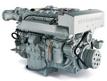commercial marine engine : in-board diesel engine 300 - 500 hp (direct injection, turbocharged) DUTY D2876 (381 -> 490 HP @ 1800 RPM) Man Nutzfahrzeuge AG