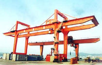 container gantry crane (ship-to-shore) BIG STRETCH  Nanjing Port Machinery
