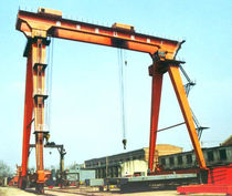 container stacking crane 100T Nanjing Port Machinery