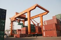 container stacking crane  Nanjing Port Machinery