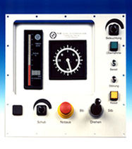 control panel for ship bow thruster (fixed pitch propeller) TIMON SERIE 500 TILSE Industrie- und Schiffstechnik