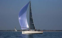 cruiser-racer sailboat MC34 PATTON MARSAUDON COMPOSITES - PATTON 