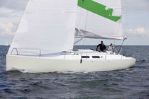 cruiser-racer sailboat (open transom) 44 Varianta