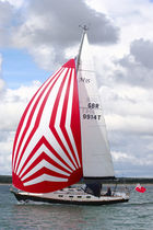 cruiser-racer sailboat (tiller steering) MYSTERE 35 Cornish Crabbers LLP