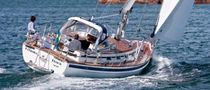 cruiser sailboat (center cockpit, teak deck) MALÖ 43 Malo Yachts