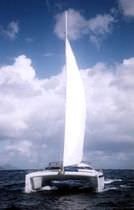 cruising catamaran (sailboat) VIK 180 Lerouge yachts
