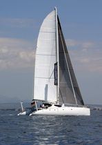 cruising catamaran (sailboat, custom-made) VIK 165 Lerouge yachts
