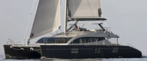 cruising catamaran (sailboat, custom-made, flybridge) CARTOUCHE  - 2010 H2X Yachts &amp; Ships
