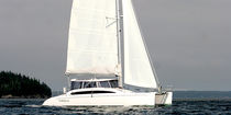 cruising catamaran (sailboat) 41 Maine Cat
